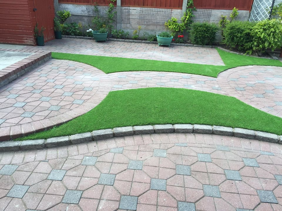 North West Artificial Grass Laying Lawn Turf Installers